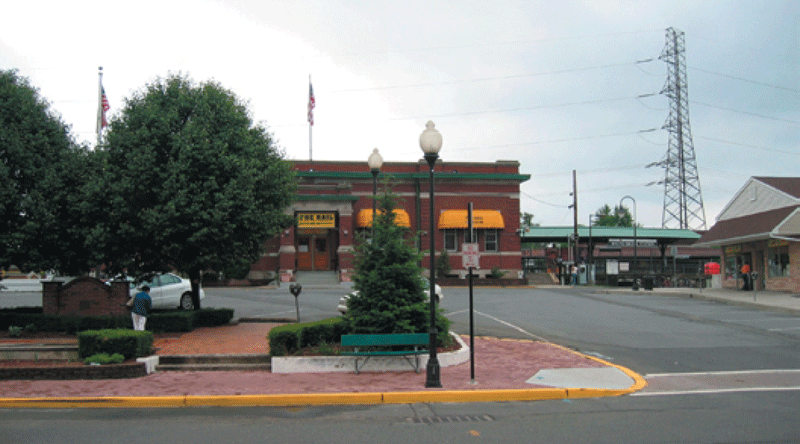 Somerset County Plans for TOD