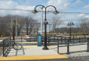 Improvements Made to Cinnaminson Light Rail Station