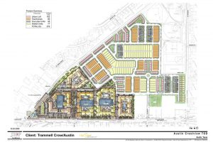 Concept Drawing for Crestwood Station