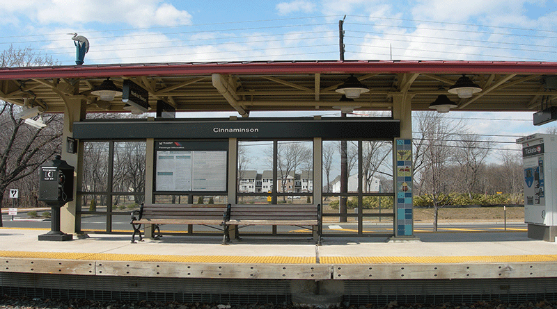 Collingswood's Plans for Development Near Station