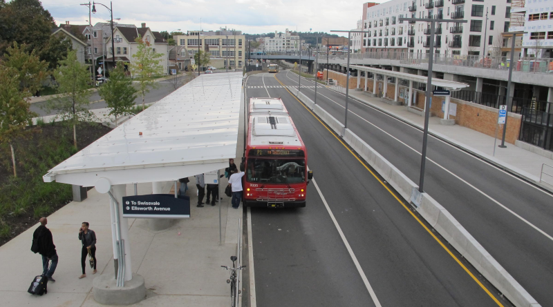 Strengths and Weakness of Bus in Relation to Transit Oriented Development