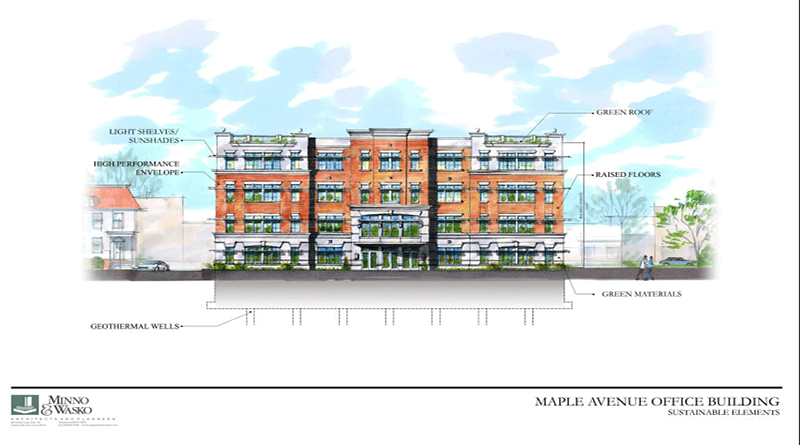 Morristown Projects Move Forward