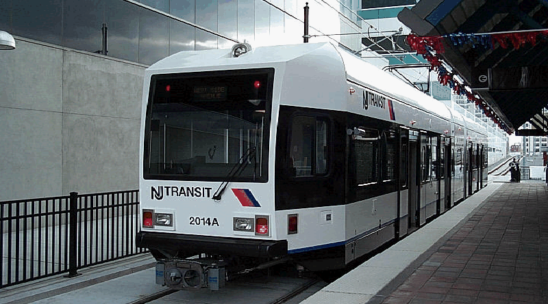 South Jersey Light Rail to Move Forward