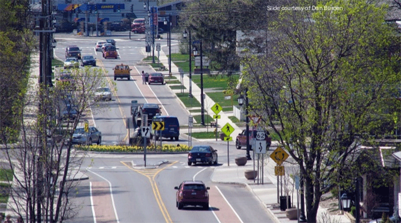 TOD and Complete Streets Work Together