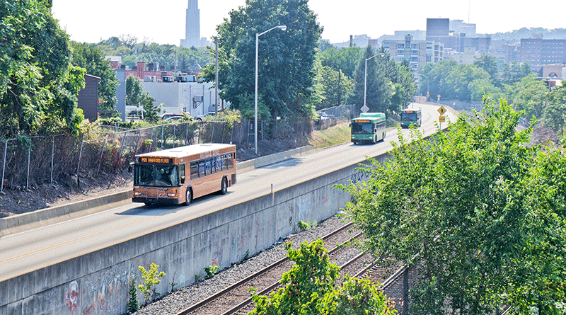 For Two Midwestern Cities, the Future of Buses is Now The First in a Two-Part Series on Bus Rapid Transit & TOD in America