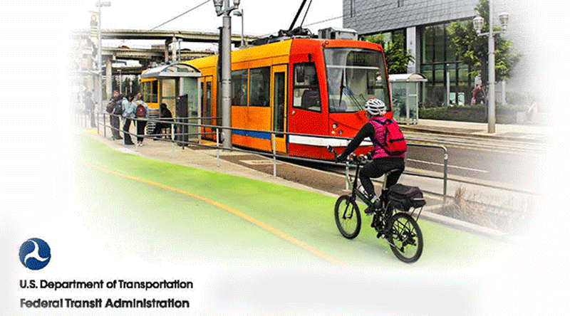Manual on Bicycle and Pedestrian Connections to Transit