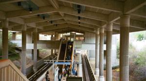 Kensington Station, DeKalb County, GA. Source: MARTA Guide