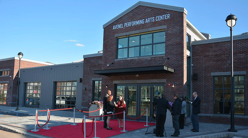 Avenel Performing Arts Center Source: Middlesex County