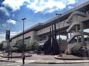 MARTA's King Memorial Station. Image by user Keizers, licensed by CC BY-SA 3.0