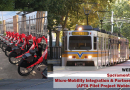 Webinar (8/21): Sacramento RTD Micro-Mobility Integration and Partnerships