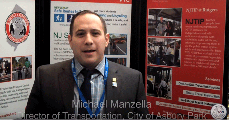 NJTOD Video Series Continues with Mike Manzella
