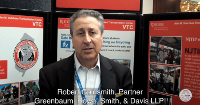 Robert Goldsmith Discusses NJ Home Rule in the NJTOD Video Series