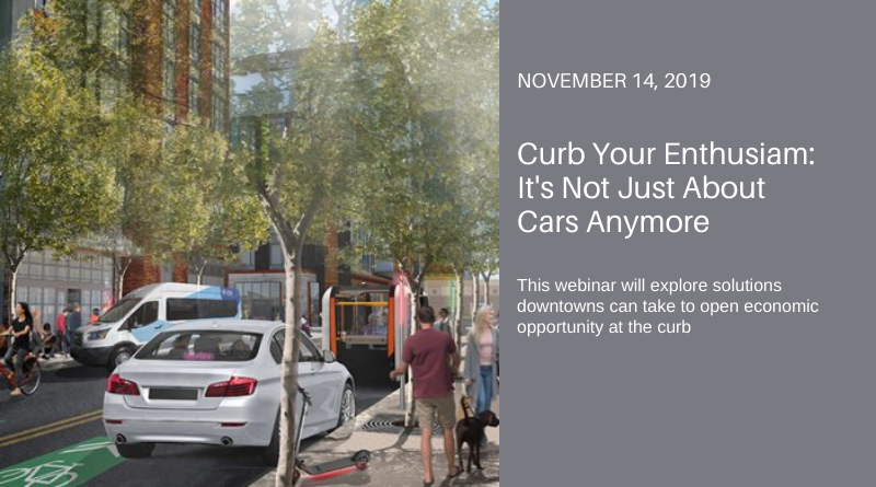 Webinar: Curb Your Enthusiasm: It's Not Just About Cars Anymore