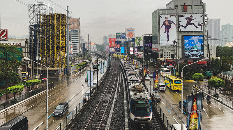 EDSA, Mandaluyong, Philippines by Eugenio Pastoral on Unsplash is in the public domain.