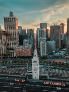 Market Street Ferry Building Marketplace, San Francisco, United States. Photo by Rich Hay on Unsplash.