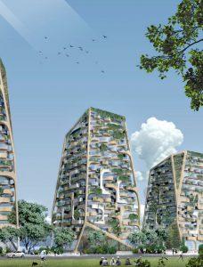 Development rendering. Credit: Squamish Nation/Revery Architecture