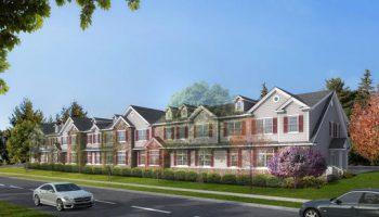 Kinderkamack Road rendering. (Courtesy of Canzani Associates Architects)