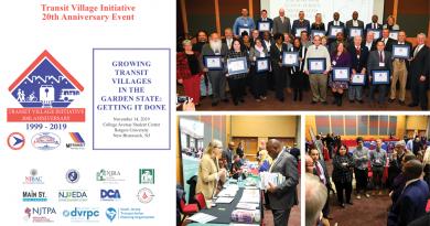 Celebrating 20 Years of the NJ Transit Village Initiative