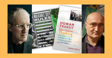 Webinar: New Discoveries and New Work: Jeff Speck and Jarrett Walker Explore Lessons Learned from Walkable City and Human Transit