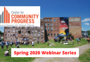 2020 Webinars: Center for Community Progress