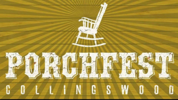 One of Collingswood's placemaking groups, Porchfest, brings musicians to the front porches in the borough's downtown