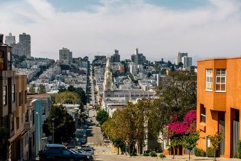 San Francisco, California. Photo by Eduardo Santos on Unsplash