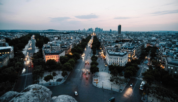 L'Arc de Triomphe de l'Etoile, Paris, France. Photo by Etienne Boulanger on Unsplash.