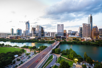 Austin skyline. Photo by Carlos Alfonso on Unsplash
