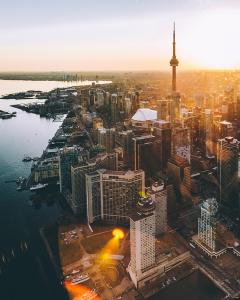Toronto, Ontario, Canada. Photo by Mwangi Gatheca on Unsplash