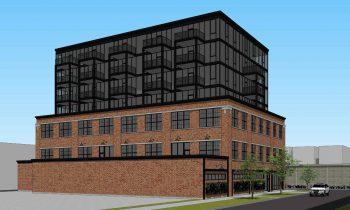 1800-1808 W. Berenice Avenue. Courtesy of Landrosh Development LLC .