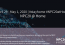 NPC20 @ Home … The National Planning Conference Goes Online