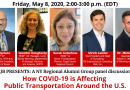 EJB Presents: How COVID-19 is Affecting Public Transportation Around the U.S.