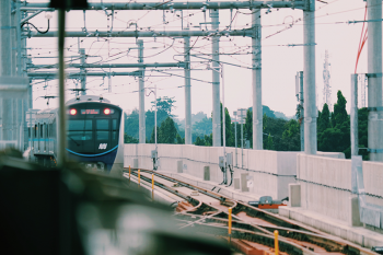 MRT Blok M BCA, Melawai, Kota Jakarta Selatan, Daerah Khusus Ibukota Jakarta, Indonesia. Photo by Anisetus Palma on Unsplash.