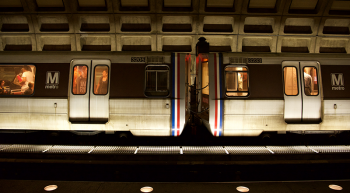 Washington Metropolitan Area Transit Authority (WMATA) Metro. Photo by Jo Van de kerkhove on Unsplash.