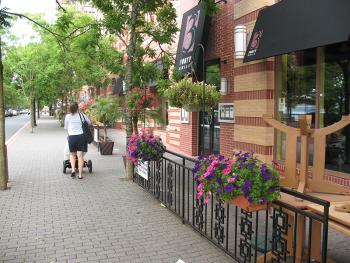Sinatra Drive, Hoboken, New Jersey (2010).