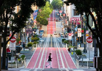 Powell Street, San Francisco. Photo by Sergio Ruiz.