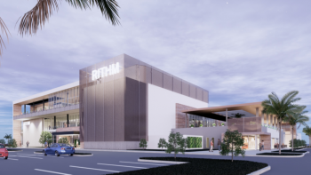 RITHM at Uptown rendering. Courtesy of Gresham Smith.