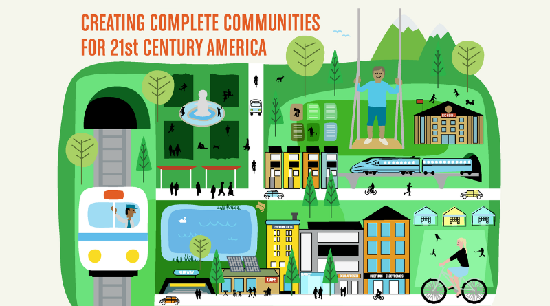 Are We There Yet? Creating Complete Communities for 21st Century America