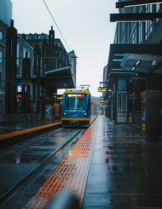 The Green Line in Minneapolis, MN, USA. Photo by Josh Hild on Unsplash