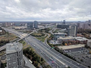Photo of Tysons, Virginia. By Rob Pegoraro licensed under Creative Commons.
