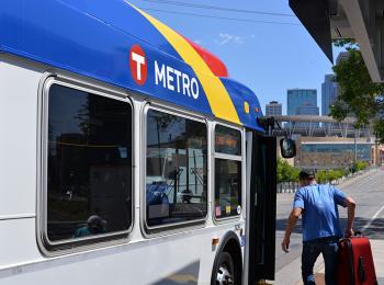 Metro Transit C Line via the Metro Transit Flickr