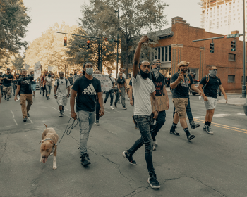 BLM protests in Charlotte, North Carolina by Clay Banks on Unsplash
