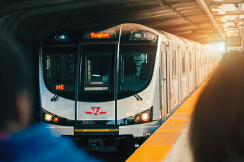 Yorktown, Toronto station in Ontario, Canada by Tiago Louvize on Unsplash