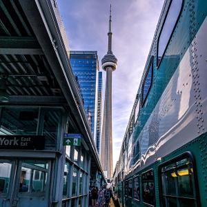 "The GO Train in Union Station Toronto, Ontario. Photo by <a href=""https://unsplash.com/@nookscribe?utm_source=unsplash&utm_medium=referral&utm_content=creditCopyText"">Udayaditya Barua</a> on <a href=""https://unsplash.com/?utm_source=unsplash&utm_medium=referral&utm_content=creditCopyText"">Unsplash</a>."