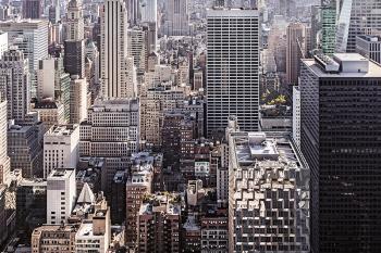 Manhattan, New York by Vladimir Kudinov on Unsplash