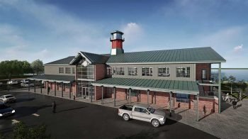 Rendering by French and Parello Associates and USA Architects, courtesy of the City of South Amboy.