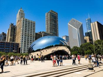 Chicago, Illinois (2019). Photo by Conner Freeman on Unsplash