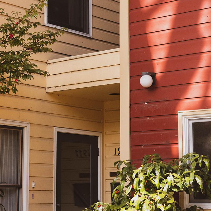 Duplexes, Portland, Oregon. Photo by Zachary Keimig on Unsplash