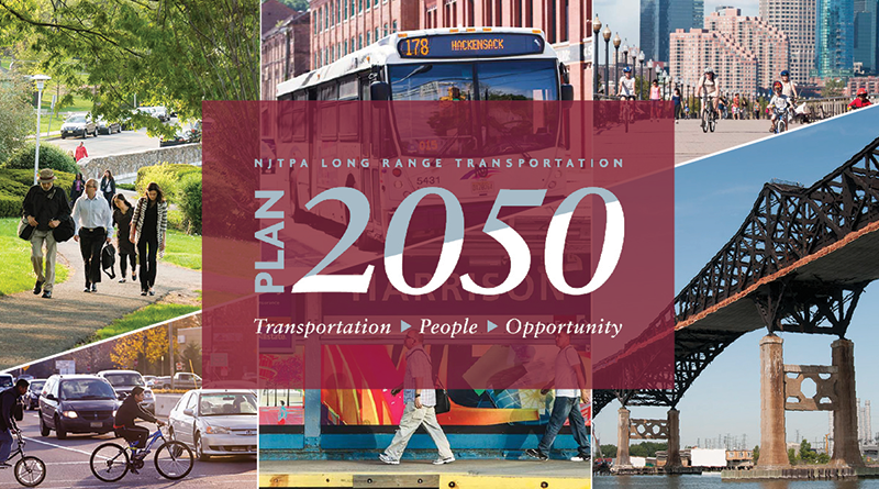 Help NJTPA Plan for 2050!