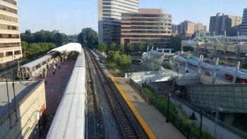 Silver Spring Metrorail Station. By nesnad - Own work, CC BY 3.0